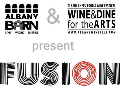 Albany Barn & Albany Chefs' Food & Wine Festival: Wine & Dinefor the Arts Present FUSION