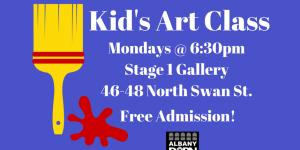 Kid's Art Class
