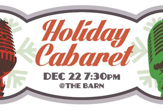 An Evening of Holiday Song with Kevin McGuire @ The Barn | Albany | New York | United States