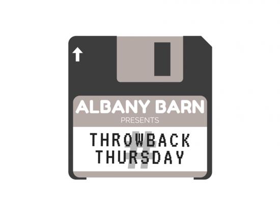 #Throwback Thursday @ Albany Barn