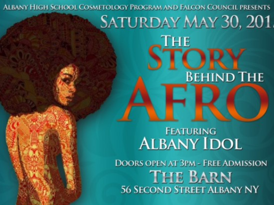 The Story Behind the Afro @ The Barn | Albany | New York | United States